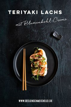 Fusion Food, Sashimi, Good Food, Yummy Food, Delicious Recipes, International Recipes, Creative Food, Delish, Low Carb