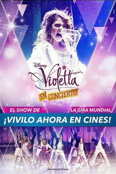 I Love Violetta I liked Violetta ever since 2016 y it was kind of late to like the Violetta Tv Show and now I really like Spanish too because of Violetta so,Gracias,y Mucho!