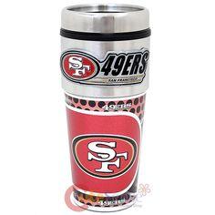 49ers Coffee Cup