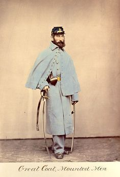 Civil War Uniforms   coat_mounted.jpg (66847 bytes)