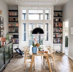 Living Room Kitchen, Home Decor Kitchen, Home Living Room, Living Spaces, Scandi Home, Scandinavian Home, Decor Interior Design, Interior Decorating, Van Interior