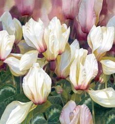 Дэррил Trott.Цветы