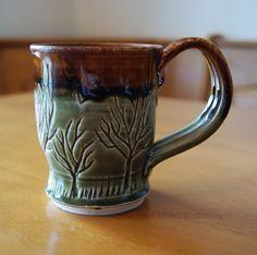 pinch pot mugs - Google Search
