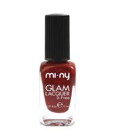 i love paris mi-ny glitter nail polish