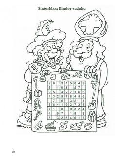 Sudoku [Juf Moniek]