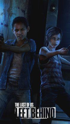 Tutte le dimensioni |The Last of Us_Left Behind_Launch Art_iPhone5 | Flickr – Condivisione di foto!