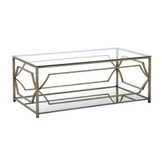 FREE SHIPPING! Shop Wayfair for Pangea Home Edward Coffee Table - Great Deals on all Furniture products with the best selection to choose from!