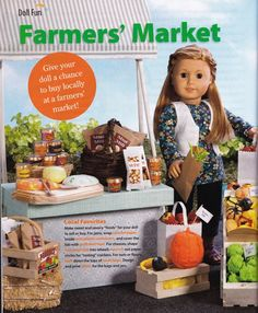 Living A Doll's Life-AG Farmers Market (Crafts)