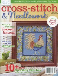 Cross Stitch and Needlework Magazine