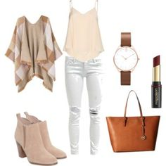 Naturals & casual chic