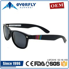 2017 everlfy optical classic RB glasses promotion polarized TR-90 sunglasses sport style