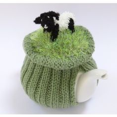 Munching Sheep Tea Cosy