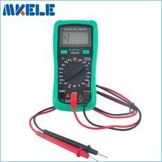 Herramienta de diagnóstico multimetro EM33D 3 1/2 Multímetro Digital mastech AC/DC1999 Conteos Tensión de Detección de Sobrecarga Protección