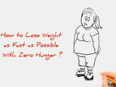 Watch Out This Video and Learn How To Lose Weight More Faster With Zero Hunger