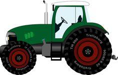 Traktor, Schlepper, Trecker, Landmaschine