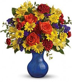 Teleflora's Three Cheers for You!  Bouquet  http://www.teleflora.com/flowers/bouquet/telefloras-three-cheers-for-you!-401996p.asp