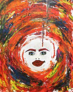 My last work. #color #colorontheroad #painting #art #contemporaryart #handmade