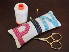 P.I.N. Pillow FREE Pattern