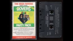 The Irish Rovers - Party Pack - Full Album Cassette Tape Rip - 1986 Irish Rovers, Cassette Tape, Party Packs, Albums, Stuff To Do, Board