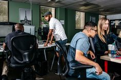 Hot Spot for Tech Outsourcing: The United States