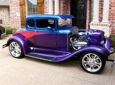 32 Ford Model B Rod (Deuce Coupe)