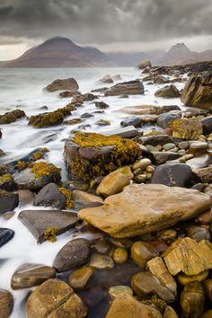 Elgol Shore, Isle of Skye by Alan Cameron