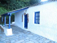 #church at Elitsa #beach called Agioi Pantes
