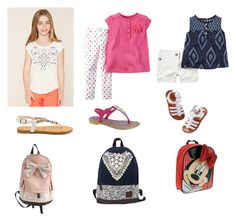 """""""Thursday"""" by rikey-byrnes on Polyvore featuring Grendha and Disney"""
