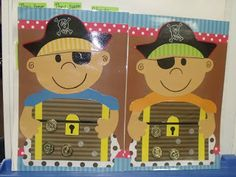 Ahoy Mateys!  Pirate Fun!