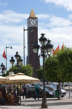 Tunis city Tunisia  Photo Aili Alaiso Finland