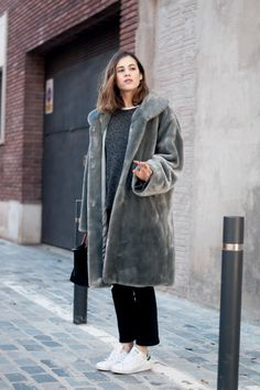 fashion-clue:  The latest trends, models and outfits on Street...