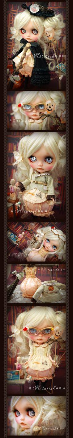 カスタム ブライス Halloween Laboratory ☆-Asterisk - ヤフオク!
