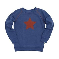 Molo Grey Star Sweatshirt #ladida #ladidakids ladida.com