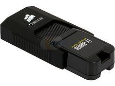 CORSAIR  Flash Voyager  256GB  Slider X1 USB Flash DriveModel CMFSL3X1-256GB
