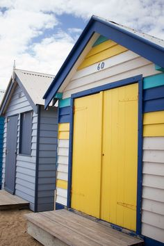 The Esplanade, Brighton Beach, Victoria I'm not quite sure where the last few months have gone but with only Brighton Houses, Beach Huts, Melbourne, Toilet, Places, Outdoor Decor, Check, Travel, Home Decor