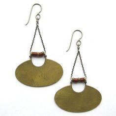 TasiDesigns - Naka Earrings