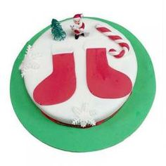 Order #Christmas special #Santa #Cakes online from Online India Cakes at best price this Christmas occasion for your loved and dear ones.  Buy now:- http://www.onlineindiacakes.com/occasions/christmas-cakes/special-santa-cake-christmas