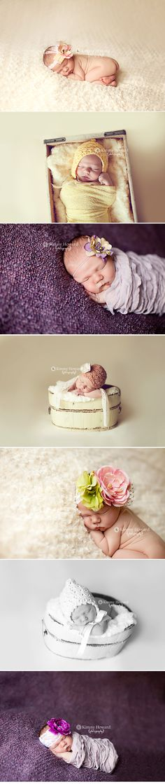 How cute would it be to take newborn pics all swaddled laying by a big flower and then for 1 yo pics dress them up as a butterfly next to the same flower!!