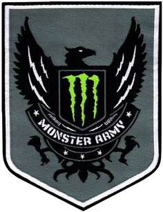 Monster Energy!