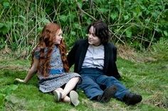 Young Lily Potter and Severus Snape Harry James Potter, Harry Potter Books, Harry Potter Universal, Harry Potter Fandom, Harry Potter World, Severus Snape, Severus Rogue, Albus Dumbledore, Lily Potter