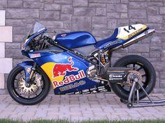 Redbull Ducati.