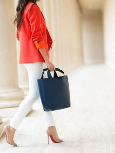 Fashion Fix: witte jeans