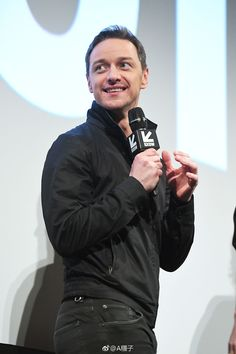 James McAvoy attends the 'Atomic Blonde' premiere 2017 SXSW Conference and Festivals on March 12, 2017 in Austin, Texas. 