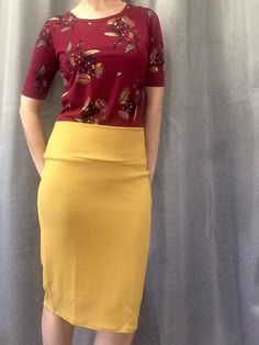 LuLaRoe Julia dress with Cassie skirt. Beautiful layered for a different look.