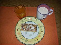 Buona e sana colazione e poi si inizia la giornata
