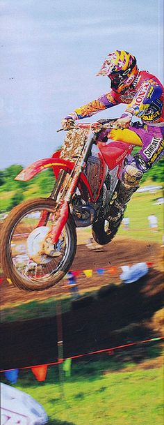 1994 Red Bud Jeremy McGrath by Tony Blazier, via Flickr