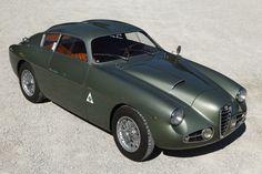 1955 Alfa Romeo 1900C SS Zagato Berlinetta.