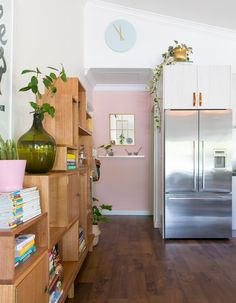 House Tour: A A Bright Family Home in a Backyard Shed   Apartment Therapy