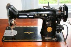 Singer 15-88 : The last treadle