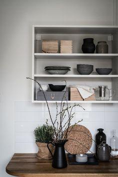 Minimalistic Scandinavian Interior Design I More on viennawedekind.com